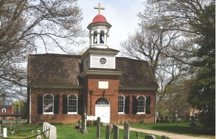 St. Mary's Church, North East, MD