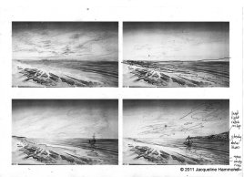 Seascape sketches