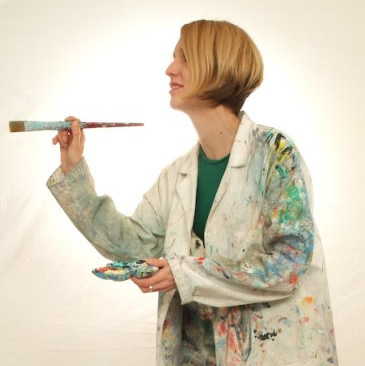 Profile of the artist Jacqueline Hammond