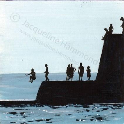 7th-Mini-Take-a-Jump by British artist Jacqueline Hammond