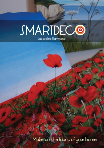 SmartDeco is a collection of contemporary art-led home and giftware from British artist Jacqueline Hammond.