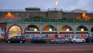 Brighton and Hove's Artists Open Houses is on throughout  Brighton seafront we are gearing up for another scorching weekend.