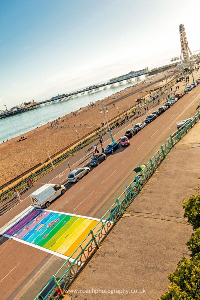 ©2014 Andrew Roach Photography Location JAG Gallery at Madeira Drive, Brighton, UK