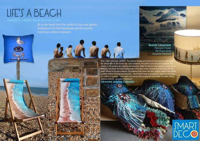 Life's a Beach with Smart Deco