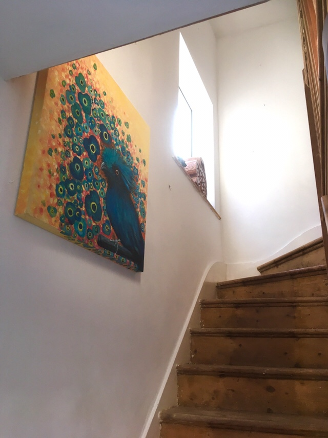Artists Open Houses 2018 Venue No.19 on the Kemptown Trail: Jaxx in a Box