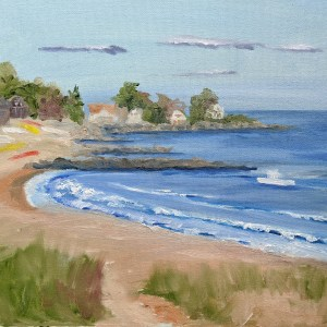 Griswold Point, Plein Air