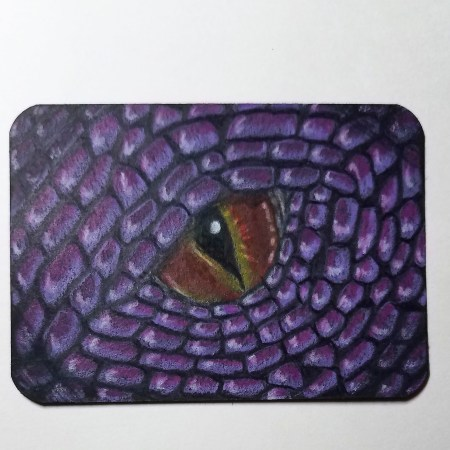 How-to-Draw-a-Dragon-Eye-Finished-With-Black