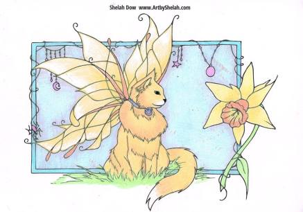 Daffodil Furbaby - Diane Blair