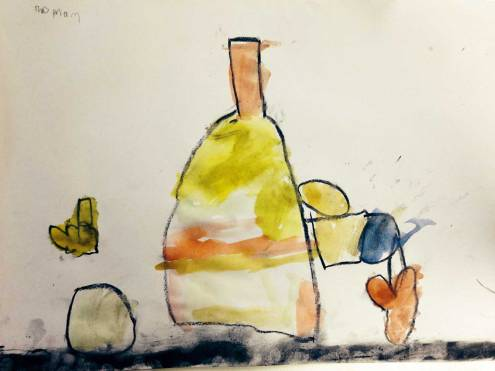 Still Life Drawing/Painting