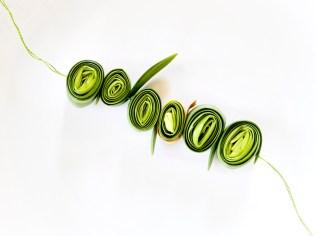 leaf rondelles