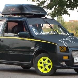 Автобокс Yuago Lite