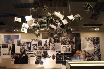 Part de l'exposició