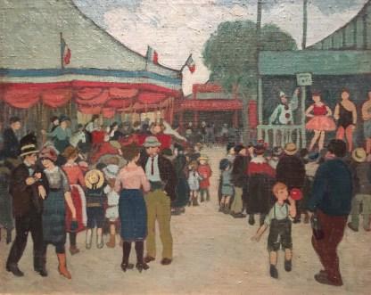 """""""La fira de Montmartre"""" ens mostra el Torné Esquius més comercial"""
