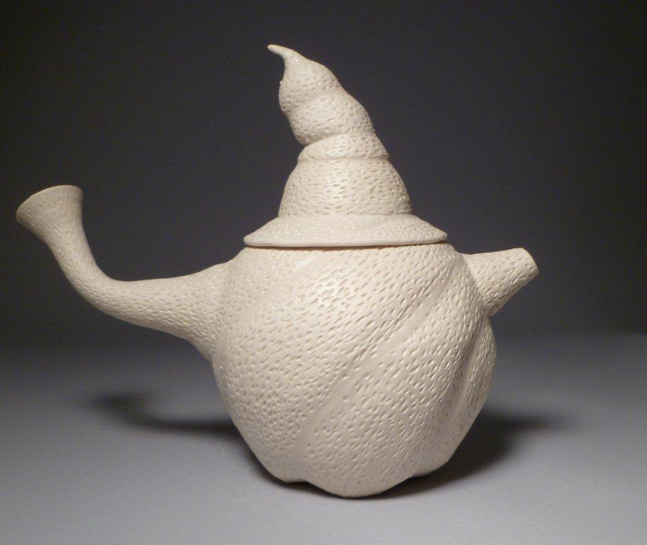 """Eileen Braun """"Tea Pot"""""""