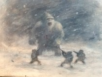 Killing an Abominable Snowman-Dan