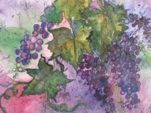 Judy Chapel Early Wine