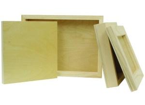 AA cradled panels