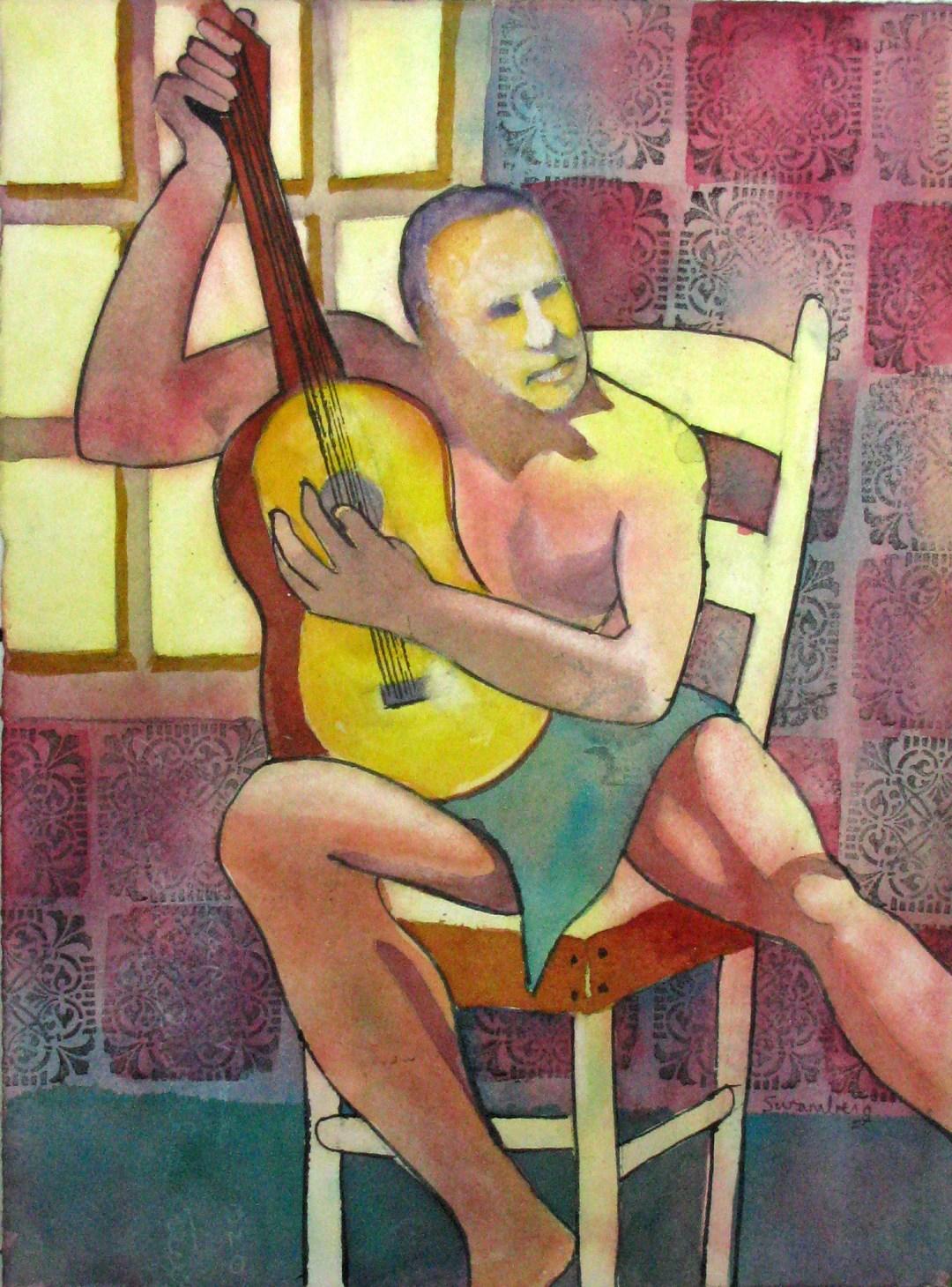 """Jo Swanberg """"Guitar"""""""
