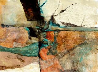 "Pat Cairns ""Rock Face"""