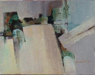 """Pat Cairns """"Ancient Walls"""""""