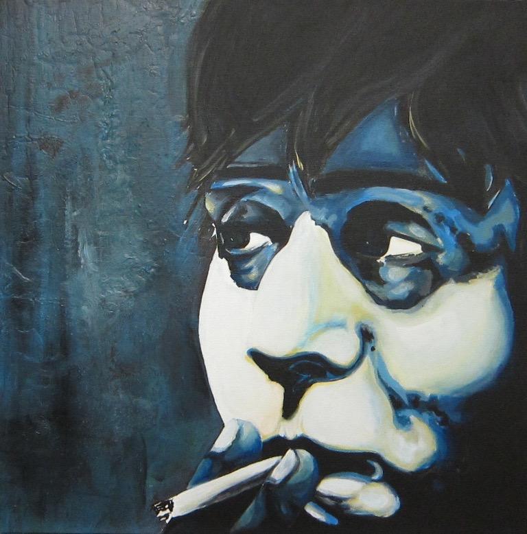 Andy Troxell - Blue Boy