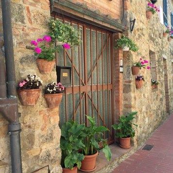 Doorway in Casole d' Elsa