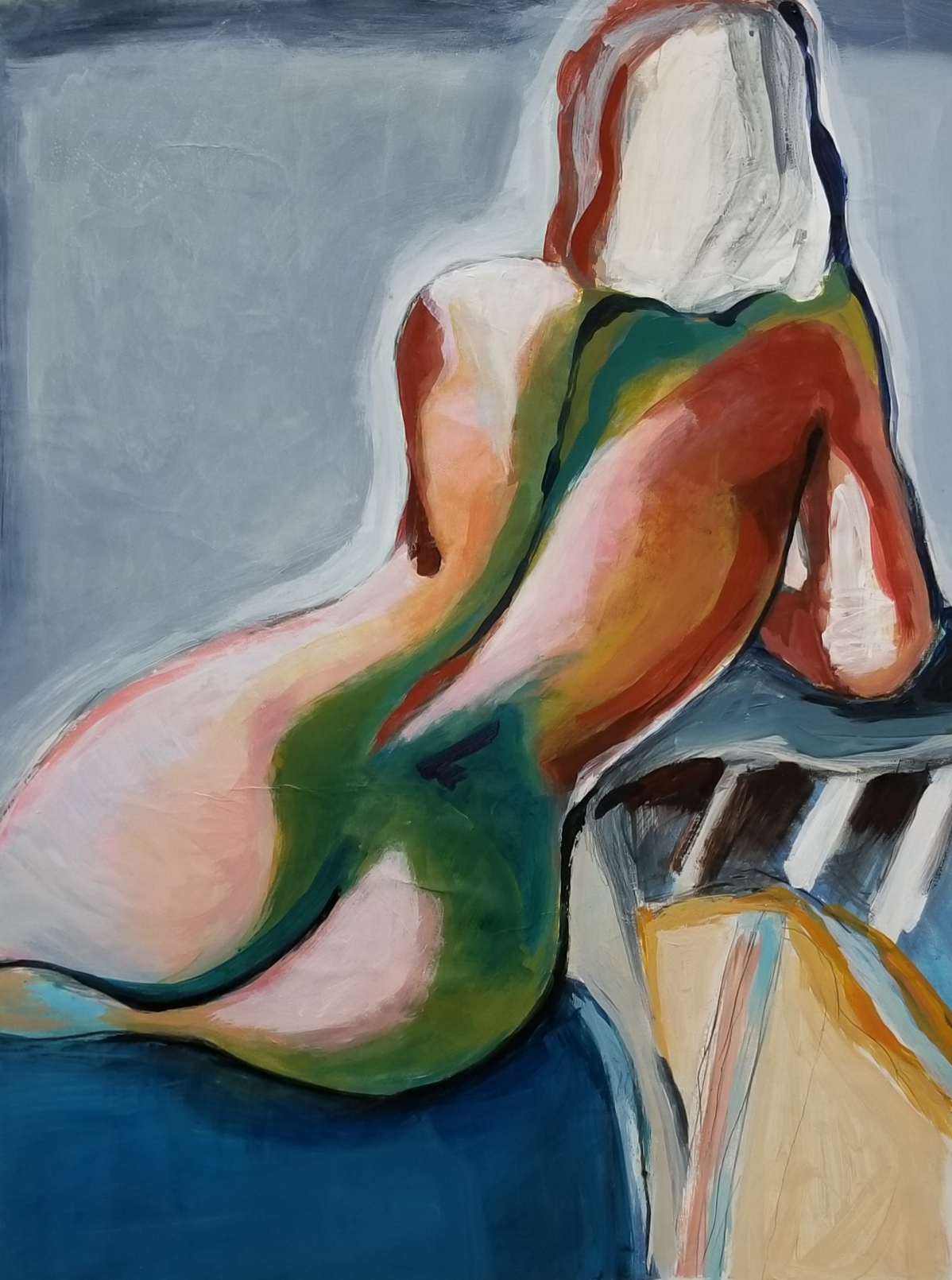 Day One - Sharon Carro 18x24
