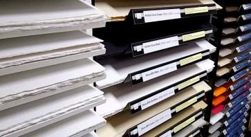 Art Supplies - Printmaking Paper