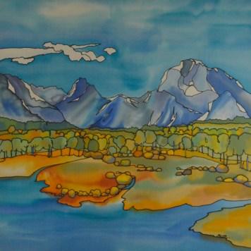 """Like A Faery Lake"" Jeanne Miller"