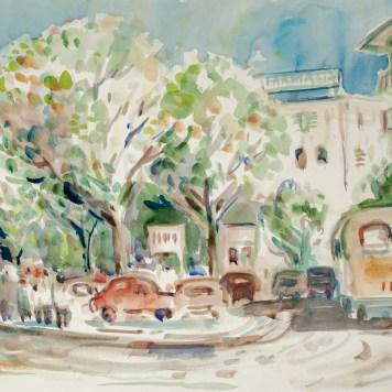 """""""Piazza Vescovio"""""""