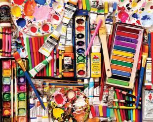 used artsupply sale image
