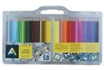 Art Alternatives Colored Pencil Set 50pc