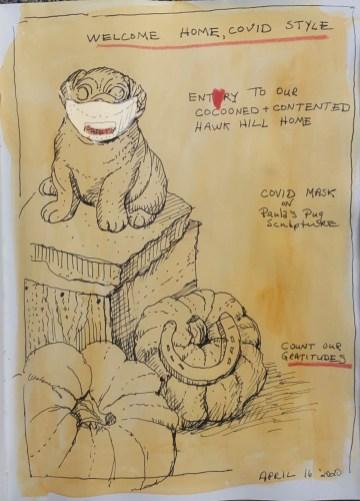 Marcie Hawthorne - Entry Sketch