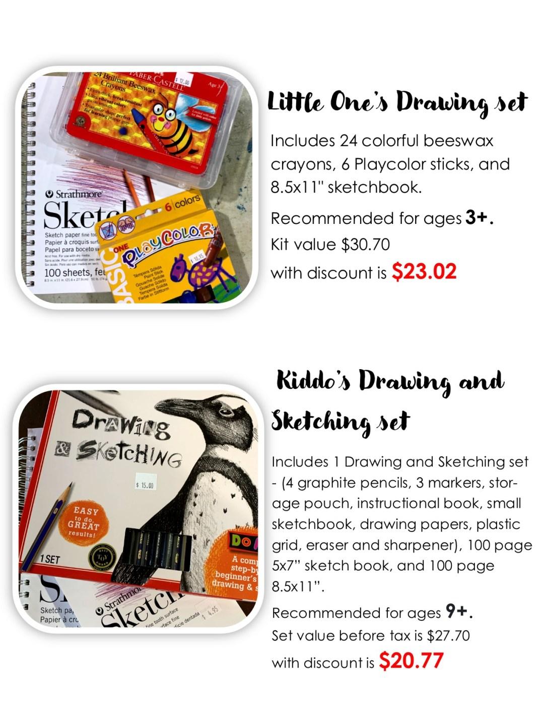 kiddos kits page 1