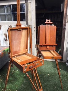 French Easels $80 ea or 2 for $150