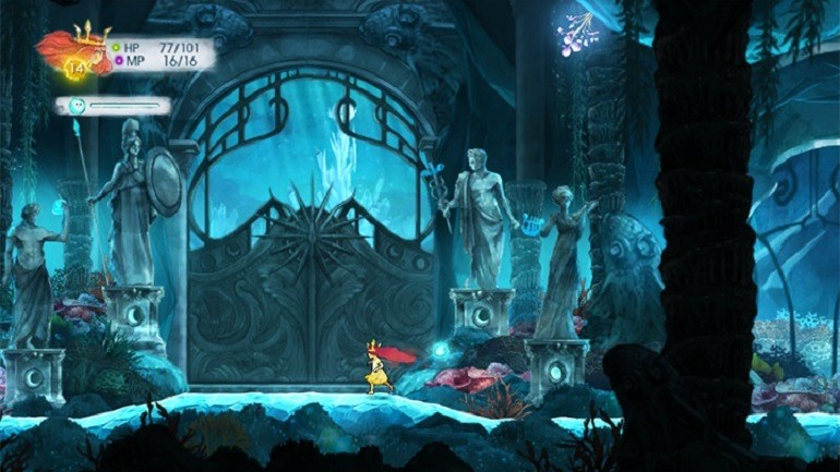Child of Light Takes Game Players on Adventure in PlayStation Vita