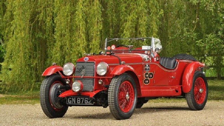 Bonhams Auctioneers Offer Historic Sport Racing Car at Goodwood