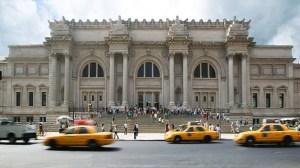 Image-The Metropolitan Museum of Art Façade. Under Emily Kernan Rafferty 's Presidency, the metropolitan museum of art attendance has grown from 4.5 million to almost 7 million visitors a year. Art news.
