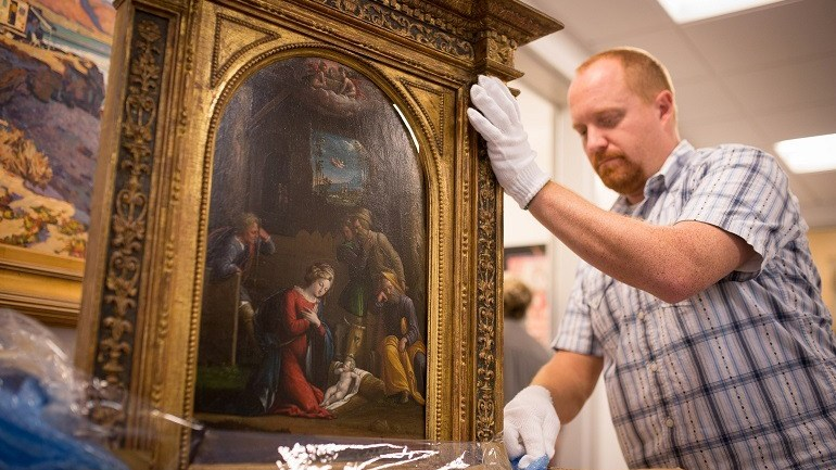 Westmont Ridley-Tree Museum of Art Shows off Recent Acquisitions