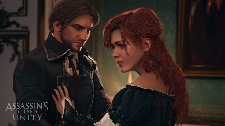 Thriller Of Assassin S Creed Unity Teases Game Players Artcentron