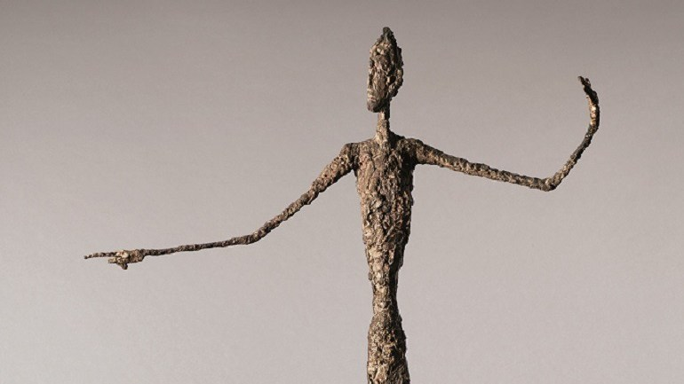 Giacometti Sculpture Expected to Surpass Estimate at Christie's