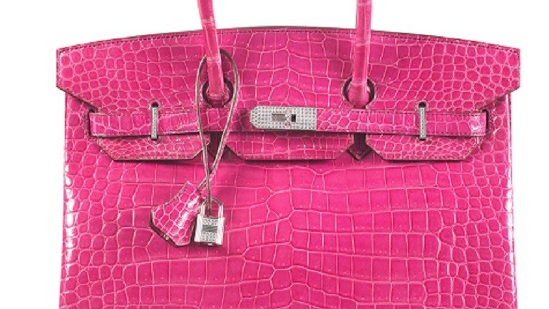 Handbag Sells for $222,912 at Christie's  in Hong Kong