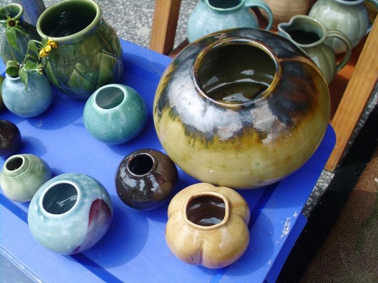 Image: Ceramics stole the spotlight  at the Baltimore Artscape festival  -News