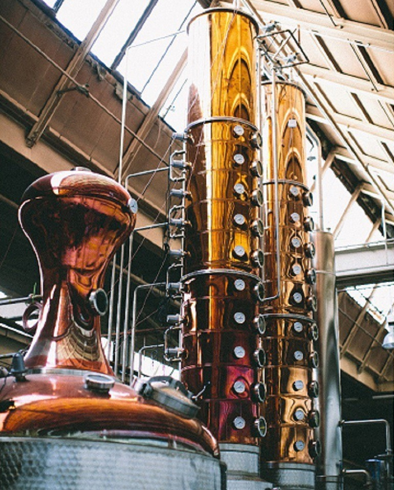 Image: Out of the Jar. Distillation: One of the equipment use for Crafted Spirits & Liqueurs, including Whiskey, Gin, Rum-News