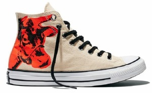 87ab42179bd4 Andy Warhol Art Inspires New Converse Fashion Sneakers