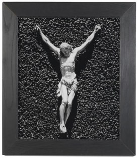 Image: Christ, a black and white photograph by Robert Mapplethorpe is one of the images sold at Bonhams photography auction