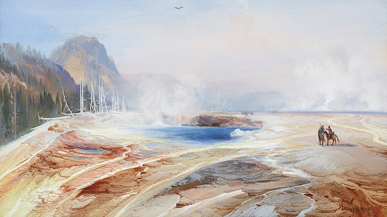New Exhibition Investigates the Rise of Watercolor in the United States
