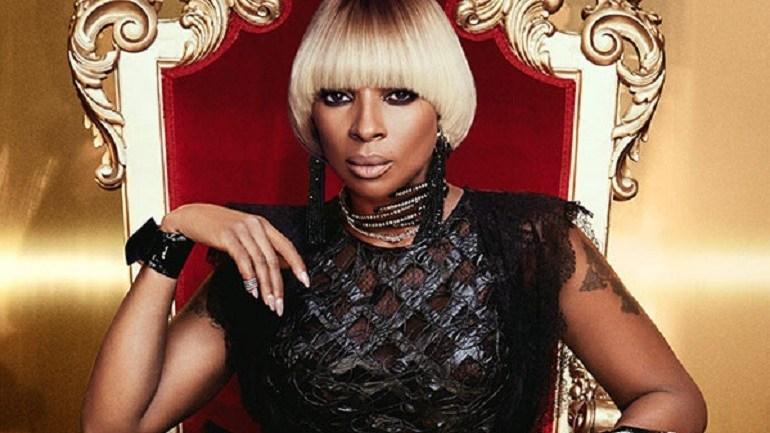 Mary J. Blige Returns With 'Strength of a Woman'
