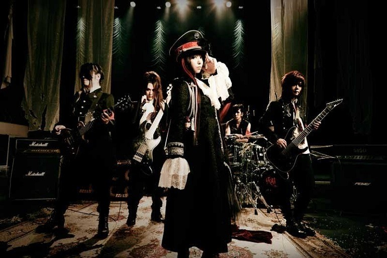 Image: Yousei Teikoku, a group celebrated for its gothic Lolita stylings, unique blend of heavy metal, classical, and techno is one of the musical performances at Otakon 2017