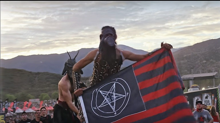 American Satan: Creativity and Love of Music Collide